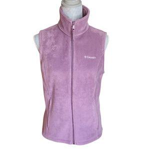Columbia Full Zip Fleece Vest